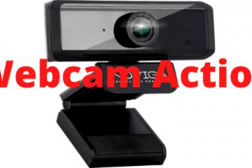 Webcam Action