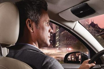 Bluetooth speaker voor je auto