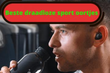Beste draadloze sport oortjes