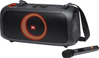Beste draagbare party speaker: JBL Partybox On The Go