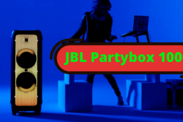 JBL Partybox 1000 review