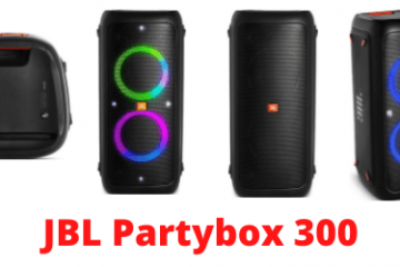 JBL Partybox 300 test review