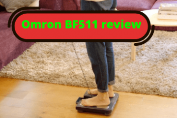 Omron BF511 review