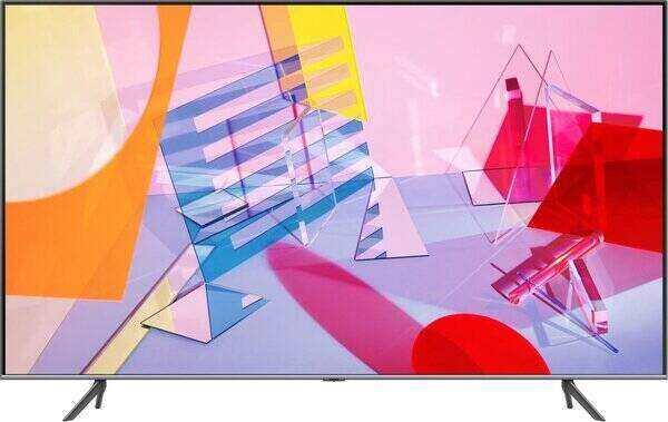 QE75Q64T 4K 75 inch televisie