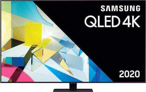 Qled 4K 74 inch televisie
