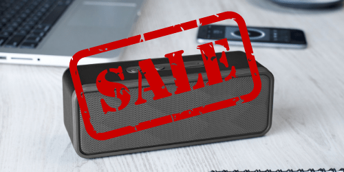 bluetooth speaker aanbieding deals
